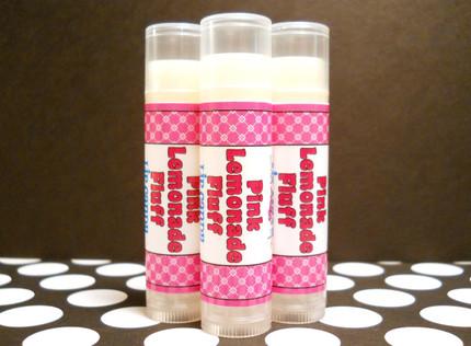 Pink Lemonade Fluff Lip Balm
