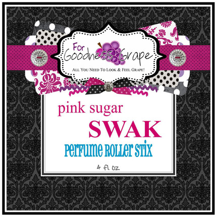 Pink Sugar SWAK Roll On Perfume Oil - 10 ml