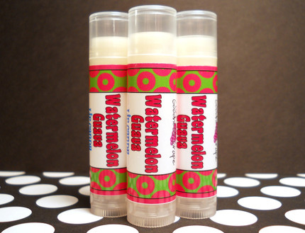 Watermelon Guava Lip Balm