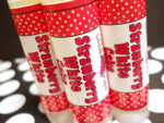 Strawberry White Cake Lip Balm