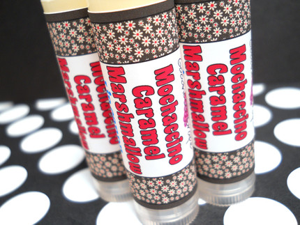Mochaccino Caramel Marshmallow Lip Balm