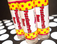 Passionfruit Rose Lip Balm