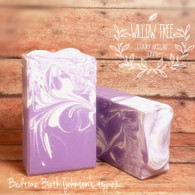 Bedtime Bath (Johnson's Type) Luxury Artisan Soap