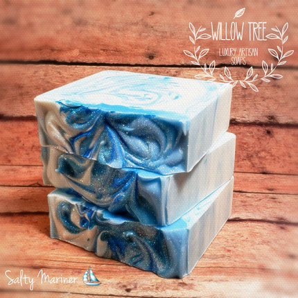 Salty Mariner Luxury Artisan Soap
