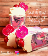 Love Bites Valentine Luxury Artisan Soap