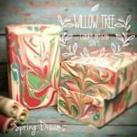 Spring Dreams Luxury Artisan Soap
