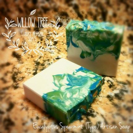 Eucalyptus Spearmint (BBW Type) Luxury Artisan Soap