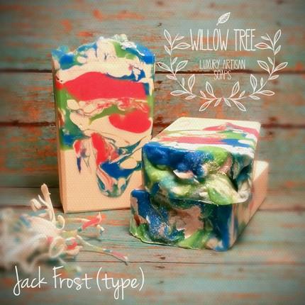 Frosty Luxury Artisan Soap
