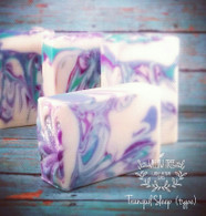 Sleeping Beauty Luxury Artisan Soap - Featuring Baobab Oil
