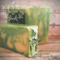 Avocado Puree Luxury Artisan Soap - Anti-Aging All Natural