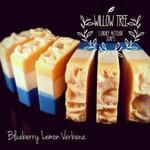 Blueberry Lemon Verbena Luxury Artisan Soap