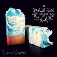 Summer Vacation Luxury Artisan Soap