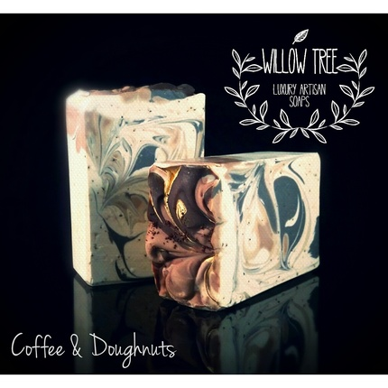 Coffee & Doughnuts Luxury Artisan Soap