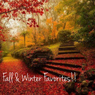 Fall & Winter Flavors at ForGoodnessGrape!
