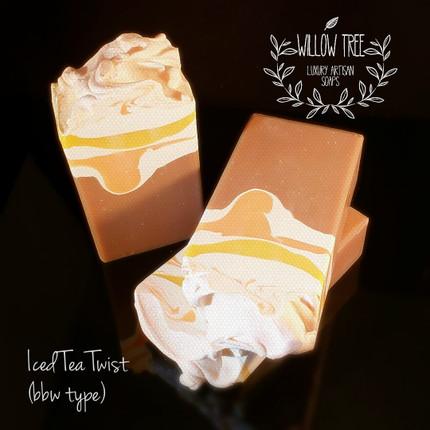 Iced Tea Twist (BBW Type) Luxury Artisan Soap