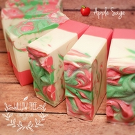 Apple Sage Luxury Artisan Soap