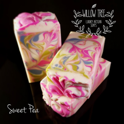 Sweet Pea Artisan Soap