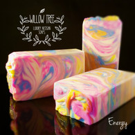 Energy Luxury Artisan Soap