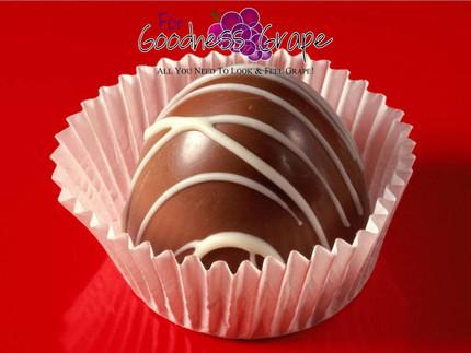 Chocolate Cherry Truffle Lip Balm