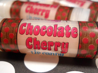 Chocolate Cherry Truffle Lip Balm