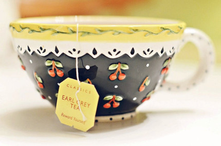 Earl Grey Tea Lip Balm - Lip Candy Lip Balm