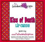Kiss of Death Lip Balm
