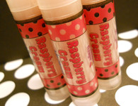 Raspberry Cream Lip Balm - Lip Candy Lip Balm