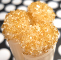 Caramel Sugar Lip Scrub - Lip Scrub - Exfoliating Sugar Lip Scrub