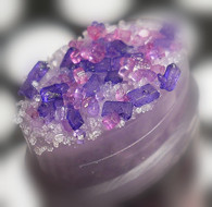 Grape Soda Sugary Lip Scrub - Lip Scrub - Exfoliating Sugar Lip Scrub