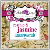 Rosehip & Jasmine Roll on Perfume Oil
