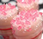 Pink Sugared Lemonade Sugary Lip Scrub - Lip Scrub - Exfoliating Sugar Lip Scrub
