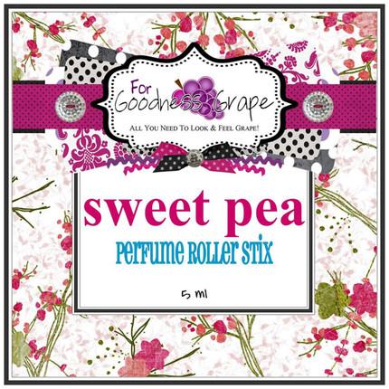 Sweet Pea Roll On Perfume Oil - 5 ml