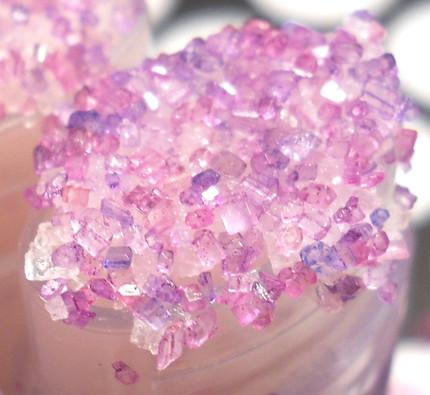 Lavender Marshmallow Sugary Lip Scrub - Lip Scrub - Exfoliating Sugar Lip Scrub