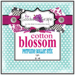 Cotton Blossom (type) Perfume Oil - 10 ml - Roll on Perfume  Pure cotton linen blowing in the breeze; this fragrance is clean, fresh and powdery soft! Top notes of sun-dried linen accord, grass and mandarin blossom. Middle notes of linen, peony and cotton. Bottom notes of musk and baby powder. Compare to Bath and Body Works.  Perfect to carry along in your purse for little touch-ups throughout the day.  PERFUME ROLLER STIX are great for layering scents as well, which is one of my favorite ways to use them. Just put one or two in your purse or in your pocket and you are good to go!  PERFECT SIZE FOR PURSE, TRAVEL OR BACKPACK  All of my Perfume Roller Stix and Perfume Stix are blended with are all infused with richly scented perfume grade oils and essentials oils and in perfume ratios into a blend of coconut and jojoba oils which absorb quickly into the skin to keep you smelling GRAPE for hours!    To use: Apply to pulse points on wrists, inside the elbows, behind the ears, or anywhere you want a boost of fragrance. Allow it to sink in for 1-2 minutes and youƒ??ll smell ƒ??GRAPEƒ?? for hours! (Great!)  Follow this link to see more of my PERFUME Roller Stix in different fragrances: http://www.etsy.com/shop/forgoodnessgrape?section_id=7139636  Follow this link to get back to my main shop page: http://www.etsy.com/shop/forgoodnessgrape?ref=si_shop   This listing is for 1 PERFUME ROLLER STIX and contains approximately 10 ml.  _____________________________________________ Click here to see the BUZZ about my ƒ??GRAPEƒ?? products: http://www.etsy.com/feedback_received.php?feedback_type=from_buyers