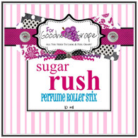Sugar Rush Perfume Oil - 10 ml - Roll on Perfume