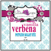 Vanilla Verbena (type) Perfume Oil - 10 ml - Roll on Perfume