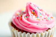 Pink Frosted Cupcake Lip Balm  - The Best Lip Balm
