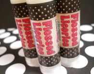 Cotton Candy Flossed Licorice Lip Balm