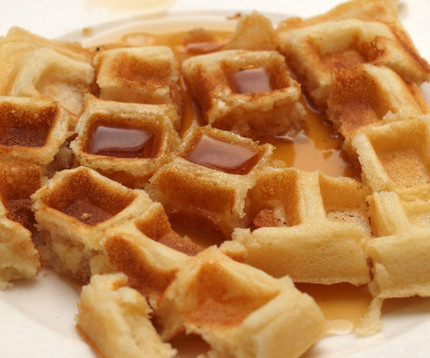 Waffles with Maple Syrup Lip Balm - Lip Candy Lip Balm