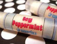 Icy Peppermint Lip Essentials - Lip Essentials Lip Balm