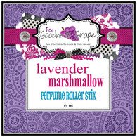 Lavender Marshmallow Roll On Perfume Oil - 5 ml