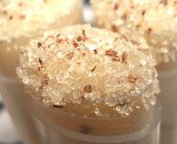 Cinnamon Sugar Sugary Lip Scrub - Lip Scrub - Exfoliating Sugar Lip Scrub