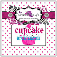 Cupcake Perfume Oil - 5 ml - Roll On Perfume