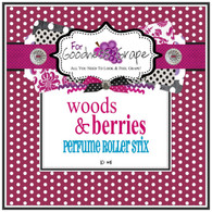 Woods and Berries Perfume Oil - 10 ml - Roll On Perfume