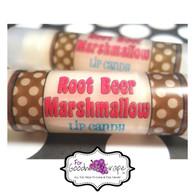 Root Beer Marshmallow Lip Balm