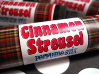 Apple Cinnamon Streusel Solid Perfume Stick