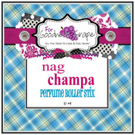 Nag Champa Perfume Oil - 10 ml - Roll On