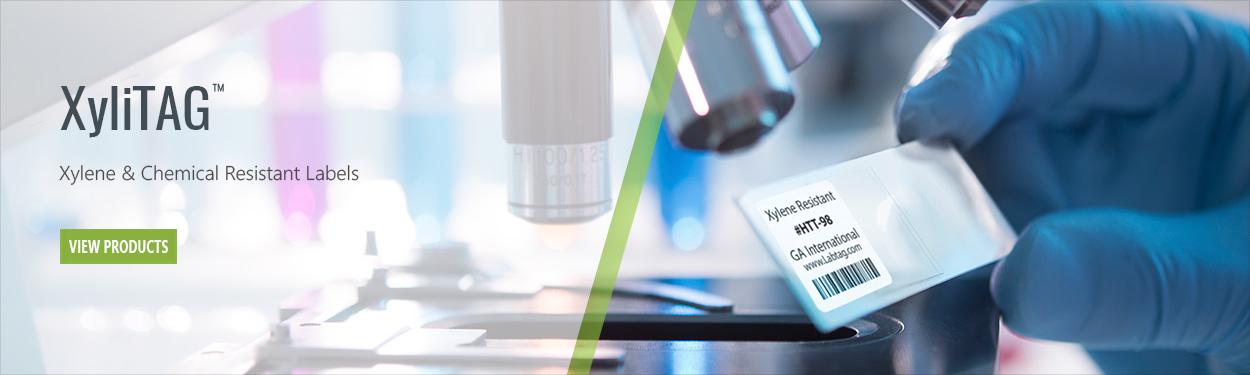 Xylene resistant labels UK