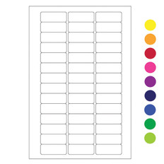 "Cryo Writable Labels - 26 x 10mm"" #JT-2610"