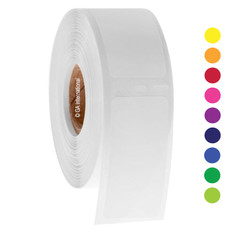DYMO-Compatible Cryogenic Labels - 25.4mm x 54mm #ED1F/EF1F-010